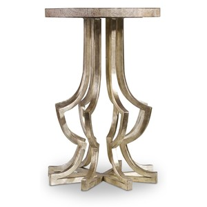 Metal Chairside Table | Hooker Furniture