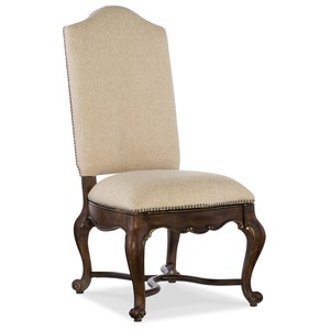 Adagio Upholstered Side Chair | Hooker Furniture