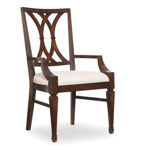 Palisade Splat-Back Arm Chair