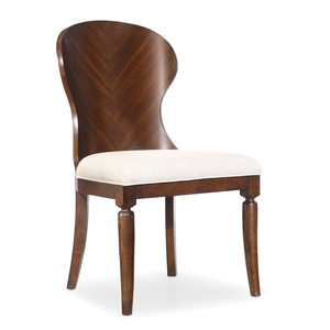 Palisade Wood-Back Side Chair