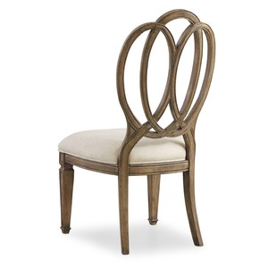 Solana Wood-Back Side Chair