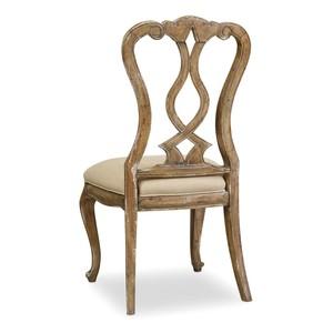 Chatelet Splatback Side Chair | Hooker Furniture
