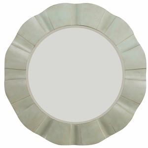 Round Wave Mirror