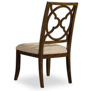 Skyline Fretback Side Chair