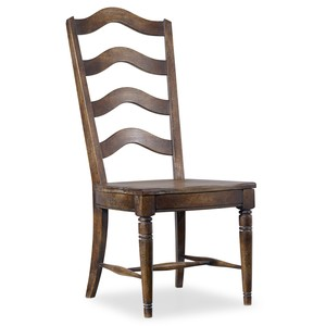 Willow Bend Ladderback Side Chair