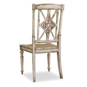 Fretback Side Chair