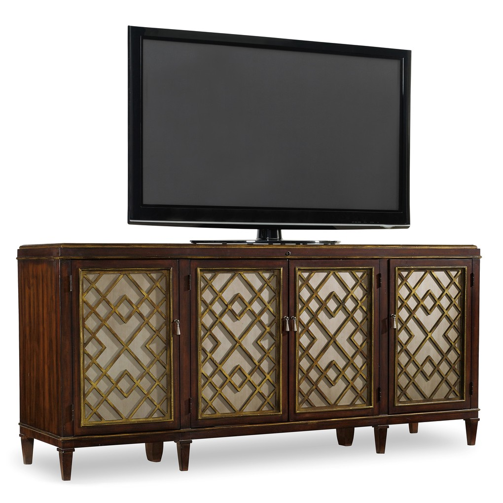 Lattice Credenza | Hooker Furniture