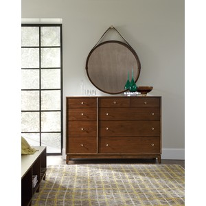 Sans Serif Dresser | Hooker Furniture