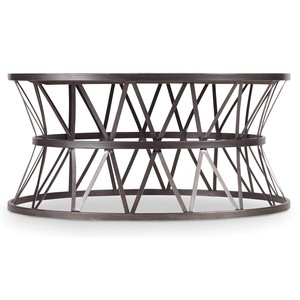 Chadwick Round Cocktail Table