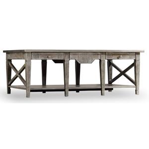 True Vintage Rectangle Cocktail Table