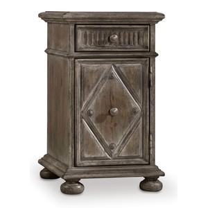 True Vintage Chairside Table