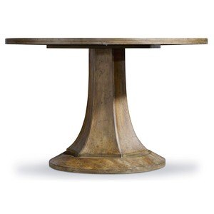 Barrett Round Dining Table | Hooker Furniture