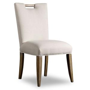 Barrett Upholstered Side Chair | Hooker Furniture