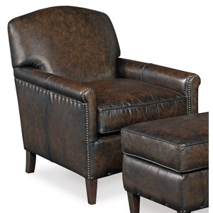 Jeff Club Chair | Hooker Furniture