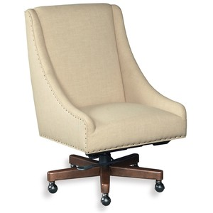 Angela Home Office Chair | Hooker Furniture