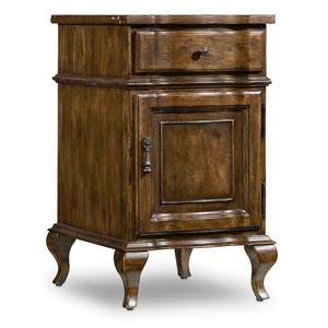 Accent Chairside Chest | Hooker Furniture