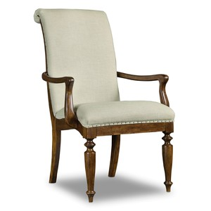 Archivist Upholstered Arm Chair | Hooker Furniture