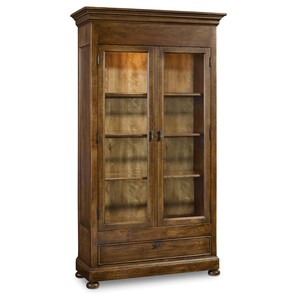 Archivist Display Cabinet | Hooker Furniture