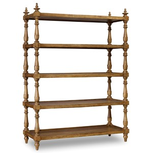 Archivist Accent Etagere