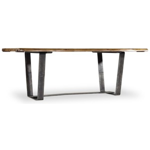 Live Edge Dining Table | Hooker Furniture