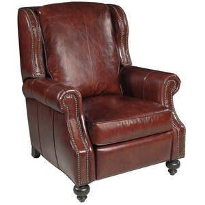 Balmoral Cornwall Recliner | Hooker Furniture