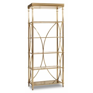 Highland Park Bunching Etagere | Hooker Furniture