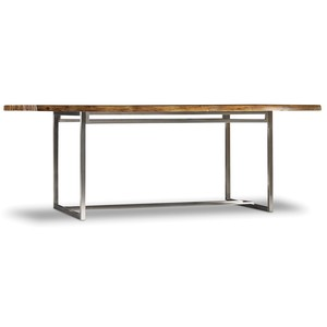 Live Edge Rectangle Dining Table