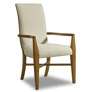 Retropolitan Upholstered Arm Chair