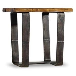 Live Edge Rectangular End Table | Hooker Furniture