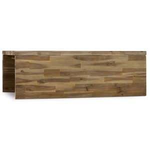 Live Edge Rectangle Cocktail Table