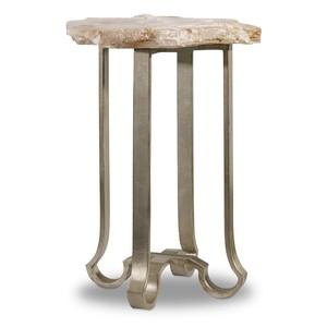 Melange End Table