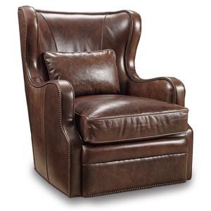 Wellington Swivel Club Chair