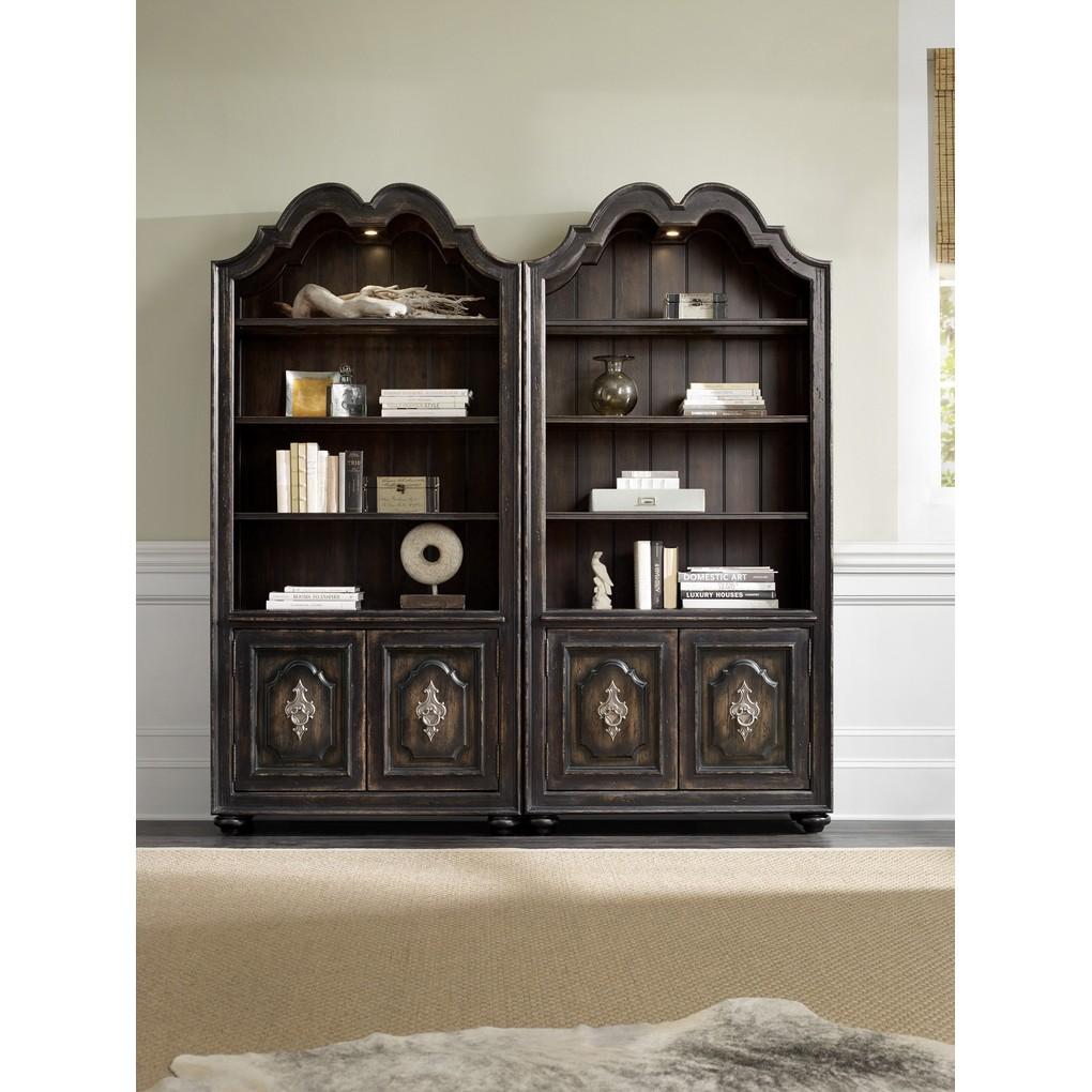 Auberose Bunching Bookcase   Hooker Furniture
