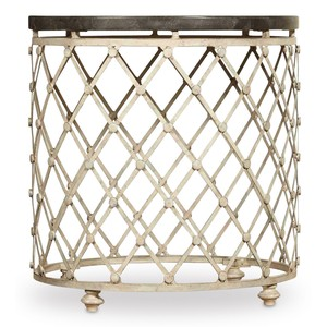 Auberose Drum Table | Hooker Furniture