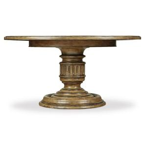 Auberose Round Pedestal Dining Table