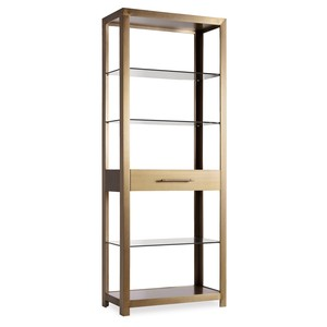 Curata Bunching Bookcase | Hooker Furniture