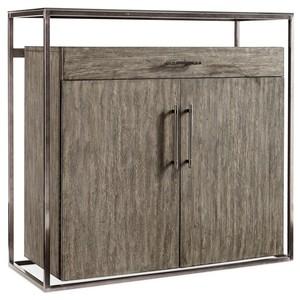 Curata Bar Cabinet | Hooker Furniture