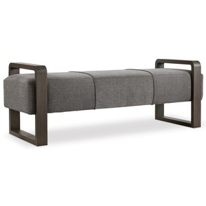 Curata Upholstered Bench | Hooker Furniture