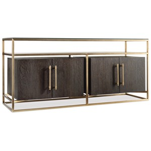 "Curata 66"" Entertainment Console 