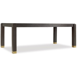 Curata Rectangle Dining Table | Hooker Furniture