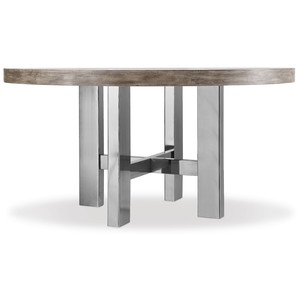 Curata Round Dining Table | Hooker Furniture