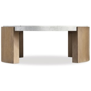 Curata Round Cocktail Table | Hooker Furniture