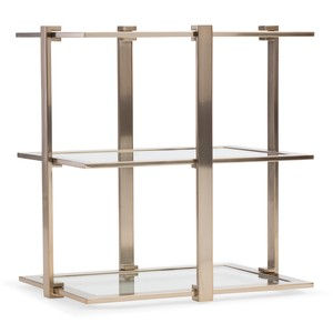 Highland Park Rectangular Accent Table | Hooker Furniture