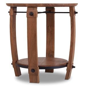 Glen Hurst End Table | Hooker Furniture