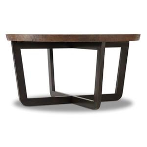 Parkcrest Round Cocktail Table | Hooker Furniture
