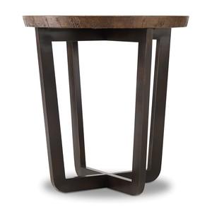 Parkcrest Round End Table | Hooker Furniture