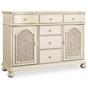Sandcastle Buffet | Hooker Furniture