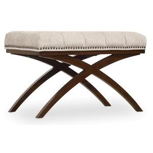 Skyline Bench | Hooker Furniture
