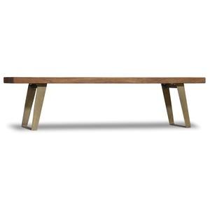 Transcend Bench   Hooker Furniture