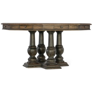 Castle Hills Game Table | Hooker Furniture